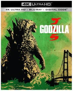 GODZILLA on 4K Ultra HD from Warner Bros. Home Entertainment!