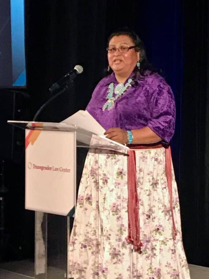 An Uphill Battle for Native Trans Population