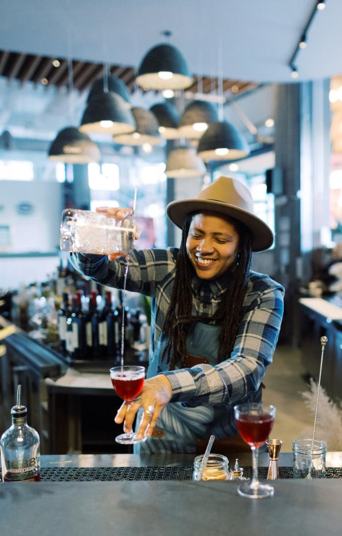 Dinner and Drinks? Let a Queer Expert Take Charge