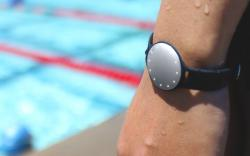 The Speedo Shine is a surprisingly elegant look for a fitness tracker.