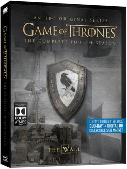 Game of Thrones - The Complete Fourth Season (Steelbook Edition)