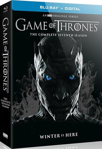 Game Of Thrones - The Complete Seventh Season