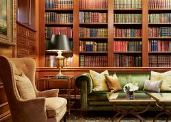 Get Lit in These 6 Beautifully Bookish Hotels