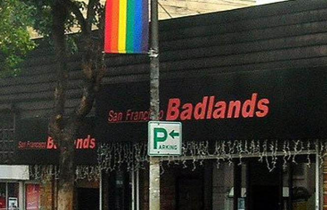 Badlands bar in the Castro has closed permanently, according to a post on its Facebook page Thursday