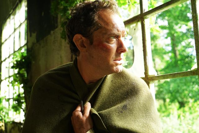 """Jude Law in a scene from """"The Third Day."""""""