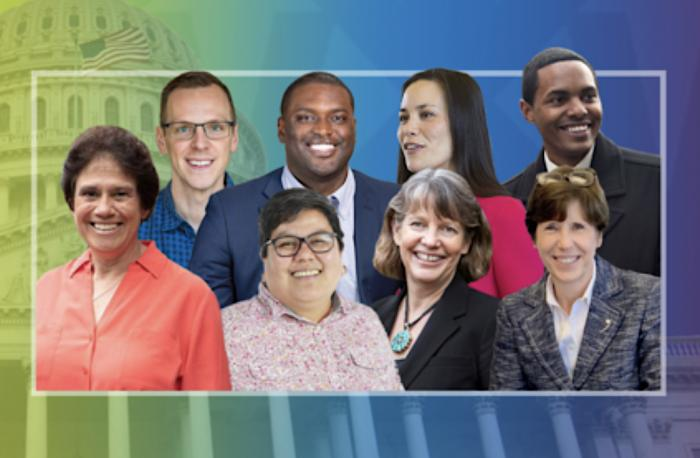 The Victory Fund Wants LGBTQ Candidates to Sweep This November