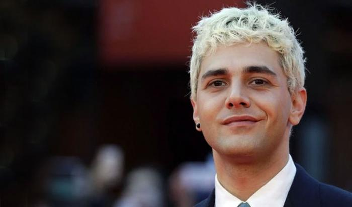 Xavier Dolan at the Cannes Film Festival in 2017