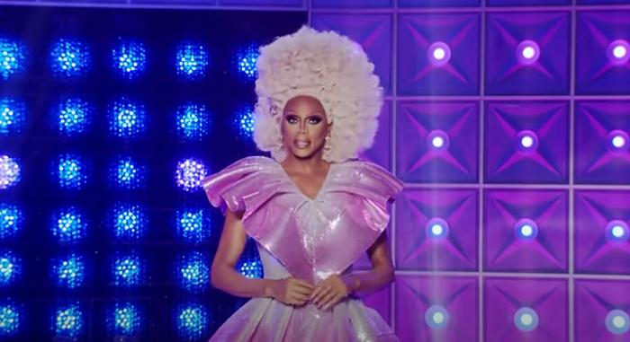 """RuPaul in the preview to Season 13 of """"Drag Race"""""""