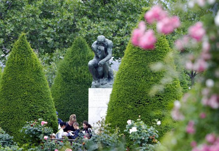 Rodin Museum Sculpture Garden Reopens to the Public