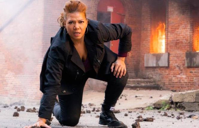 Queen Latifah in 'The Equalizer'