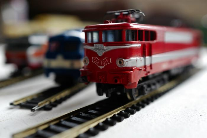 The old-school pastimes of making scale models and playing with miniature trains are making a comeback as a form of therapy against the pandemic blues.