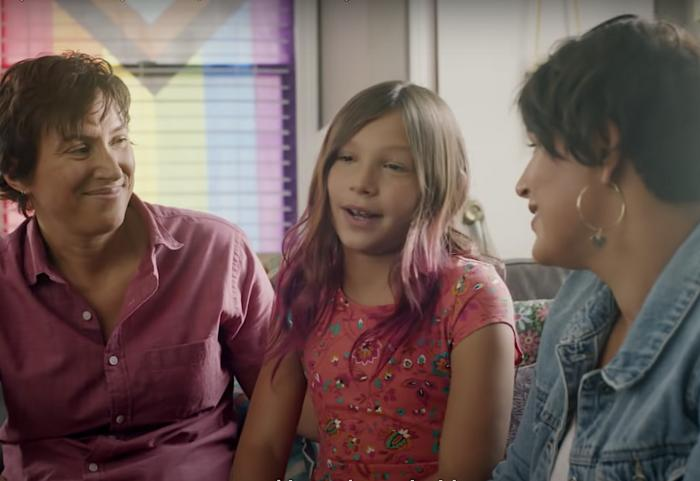 Pantene Features Transgender Girl and Two Moms in New Ad