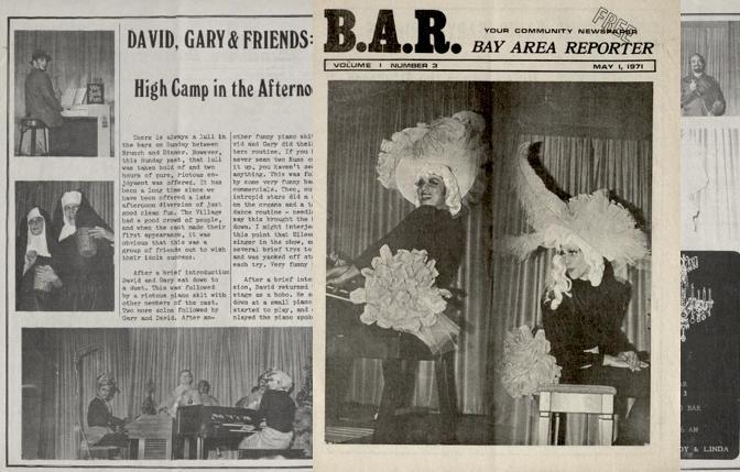 50 Years in 50 Weeks: May 1, 1971: In All Their Plumage