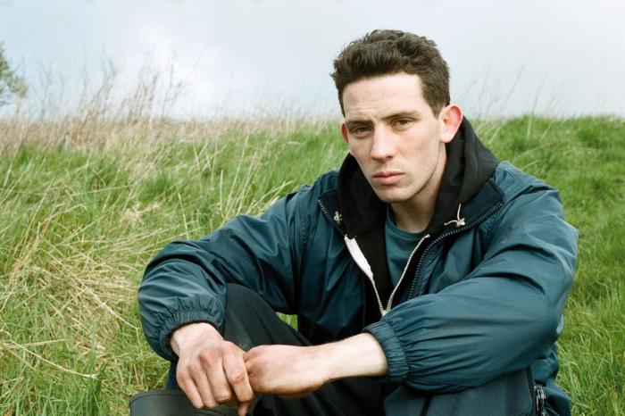 """Josh O'Connor in """"God's Own Country"""""""