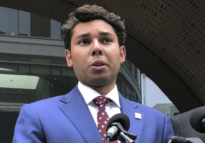 Fall River Mayor Jasiel Correia