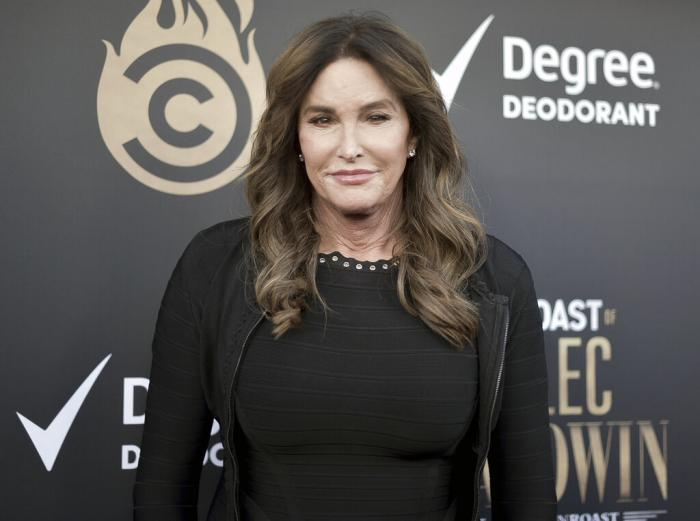 Caitlyn Jenner attends the Comedy Central Roast of Alec Baldwin in Beverly Hills, Calif. on Sept. 7, 2019.