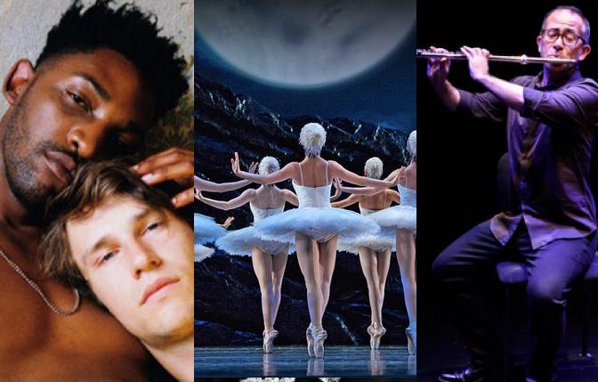 'Boy Meets Boy' at aGLIFF; SF Ballet's 'Swan Lake;' Listening. Together music festival