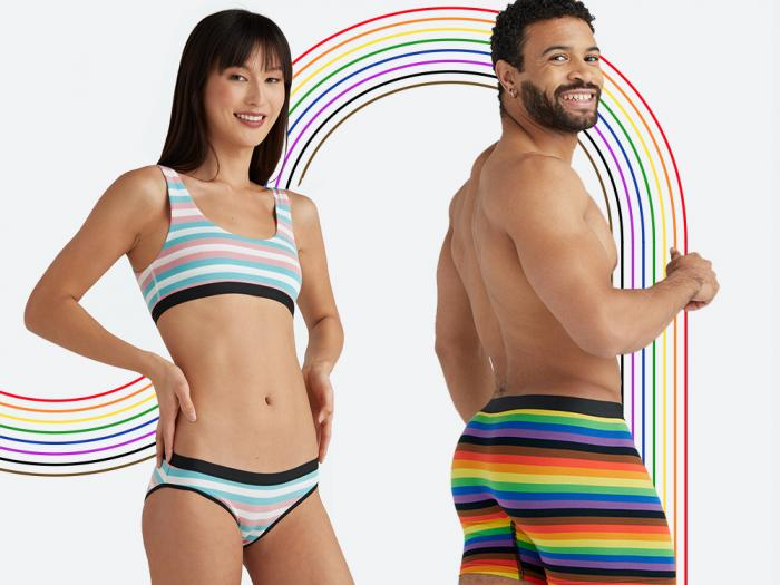 MeUndies Launches #TellMe Pride Campaign to Celebrate Our Younger Selves