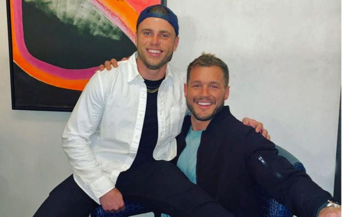 Gus Kenworthy and Colton Underwood