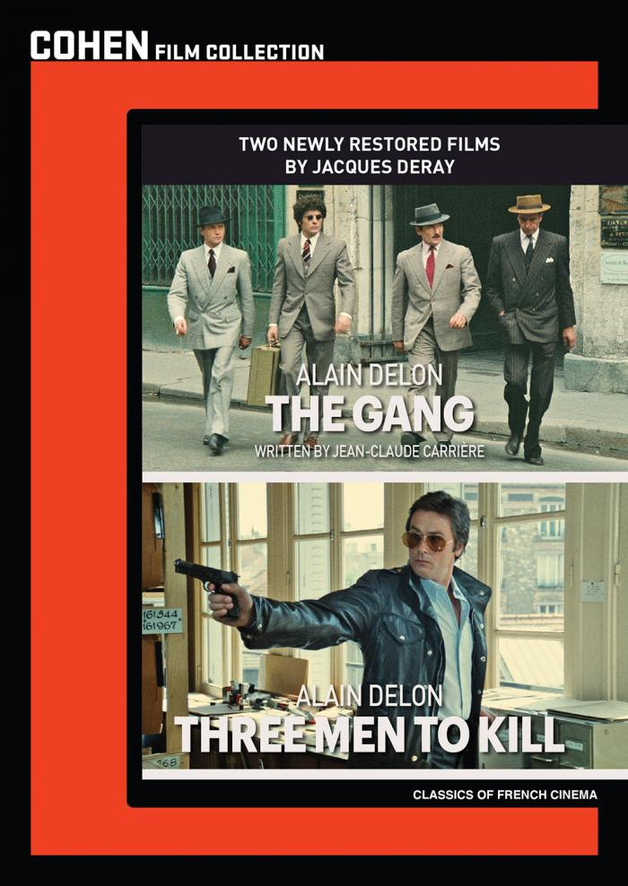 Review: Double Feature Blu-ray 'The Gang / Three Men To Kill' a Mixed Bag