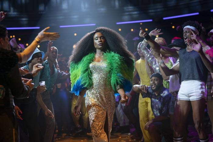 """Billy Porter in a scene from """"Pose."""""""
