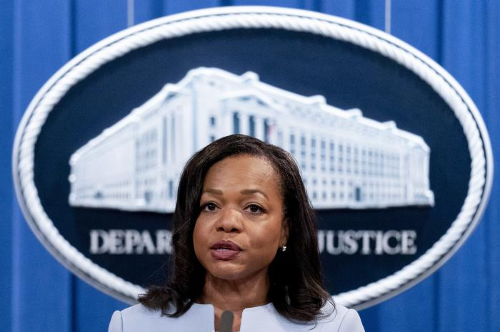 Assistant Attorney General for Civil Rights Kristen Clarke