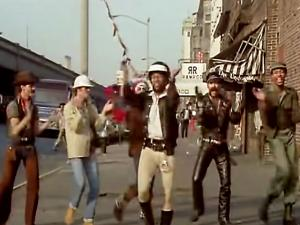 Watch: The Village People's Victor Willis: 'Y.M.C.A.' Is Not a 'Gay Anthem!'