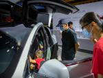 China Auto Show Forging Ahead Under Anti-Virus Controls