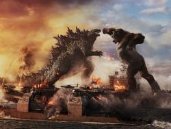 Review: Once More unto the Breach in 'Godzilla vs. Kong'
