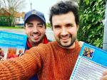Out Conservative UK Politician, Boyfriend Threatened