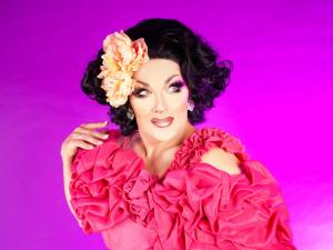 Watch: Mrs. Kasha Davis on Living Sober and the Power of Drag