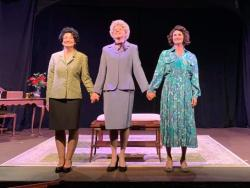 Review: First Ladies Take Center Stage in 'Tea For Three'