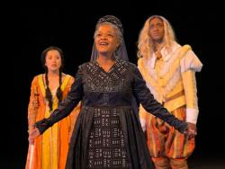Cal Shakes' 'The Winter's Tale' Both Topical and Cartoonish